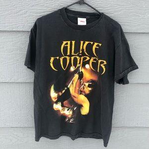 Vintage 2002 Alice Cooper T-shirt